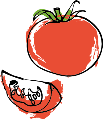 Tomate rot